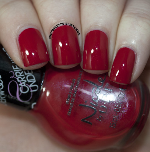 Nicole by Opi American As Apple Pie