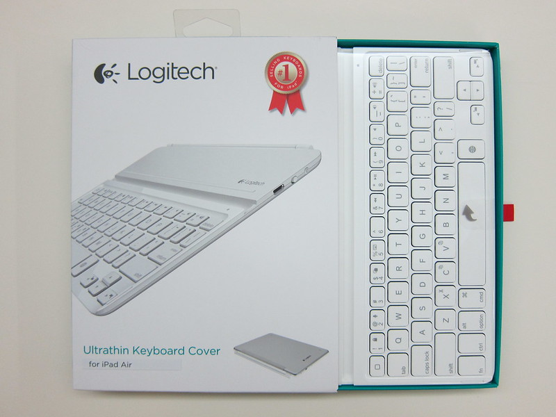 Ultrathin Keyboard Cover - Box Open
