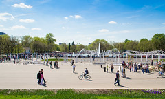 Have a gala time at Gorky Park - Things to do in Moscow