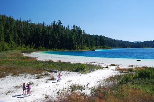 Kentucky Lake, Kentucky-Alleyne Provincial Park, Merritt, Nicola Valley, British Columbia, Canada