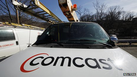 Comcast buys Time Warner Cable