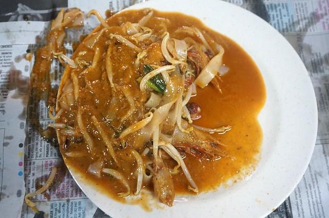 Halal Char Kuey Teow Penang Sany Char Kuey Teow-011