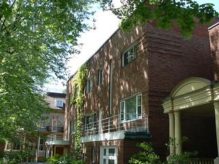 Duplex Dwellings, Montreal