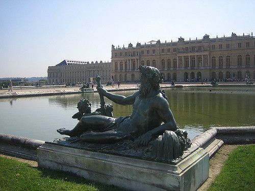 IMG_8632, River God, the Water Parterres, Château de Versailles, 2008
