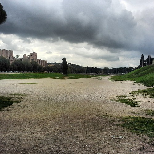 Roma: Circo Massimo
