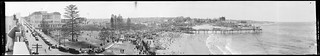 Panorama of Coogee Beach, New South Wales, 16 November 1929 / EB Studios