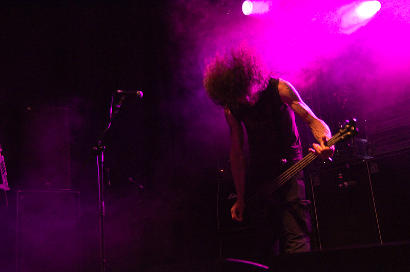 Brutal Truth @ Temples Festival 05-02-2014