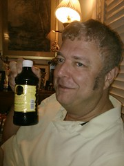 Vanilla extract from our Caribbean Cruise