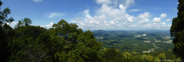 33 Bukit Serumbu Panorama from Summit
