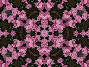 pink-peony-kaleidoscope