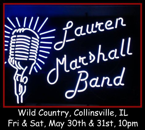 Lauren Marshall Band 5-30, 5-31-14