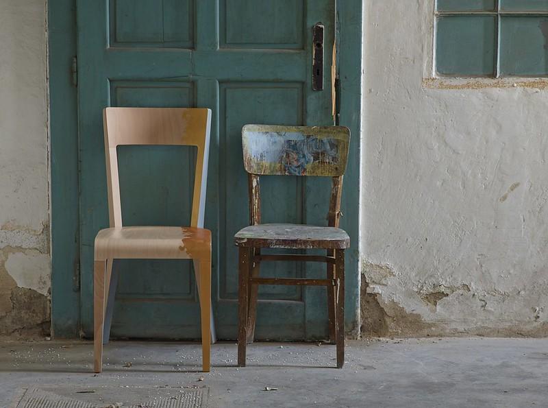 židle Ton / chairs Ton