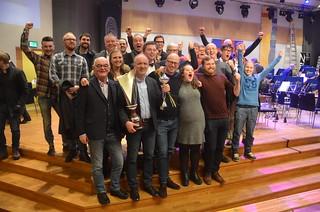 Solna Brass - Svenska mästare 2016