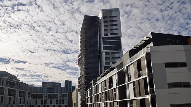 Meriton Apartment Hotel, Zetland, Sydney