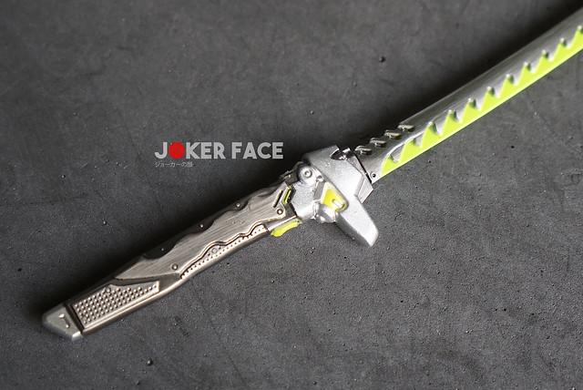 Kiếm Genji 26cm (Xám) - OverWatch