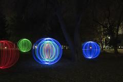 "Week 46 of 52 Theme: ""DIY Effects"" Orbs in Copperton"