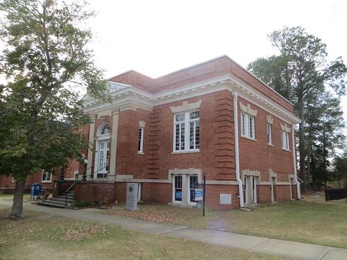 Carnegie Library Union Springs AL