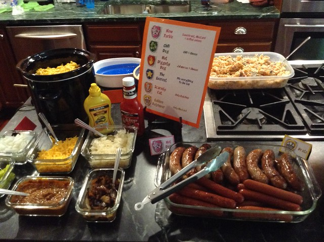 Hot Dog Bar (1)