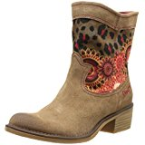 Desigual Boot Campera Salvaje
