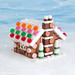 Gingerbread Chalet - Rear View by powerpig