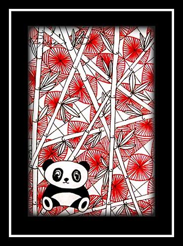 Panda by Poppie_60