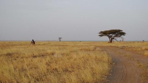 Lago Turkana, Frontera Kenia-Etiopía