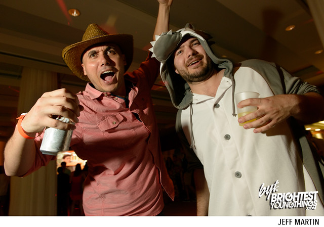 The-Knocks-at-National-Geographic-125th-Party---28