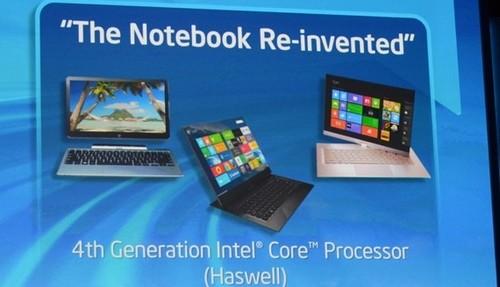 Intel Haswell ultrabookai yra kažkoks nesusipratimas