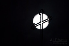 Cross in the Moonlight
