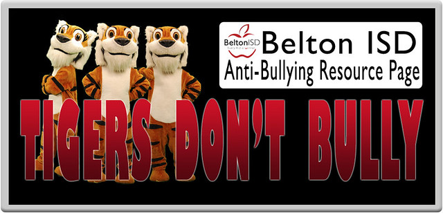 Belton ISD Anti-Bullying Resource Page