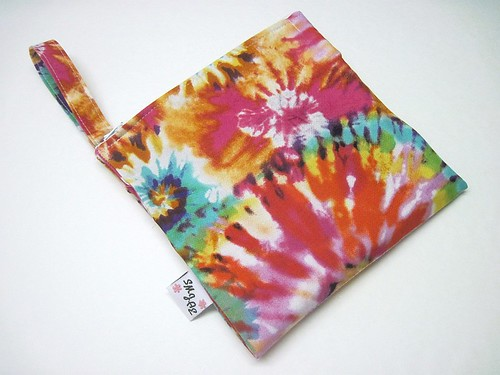 Tie Dye Mama Wet Bag New Style