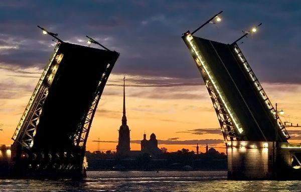 Санкт-Петербург, я люблю тебя