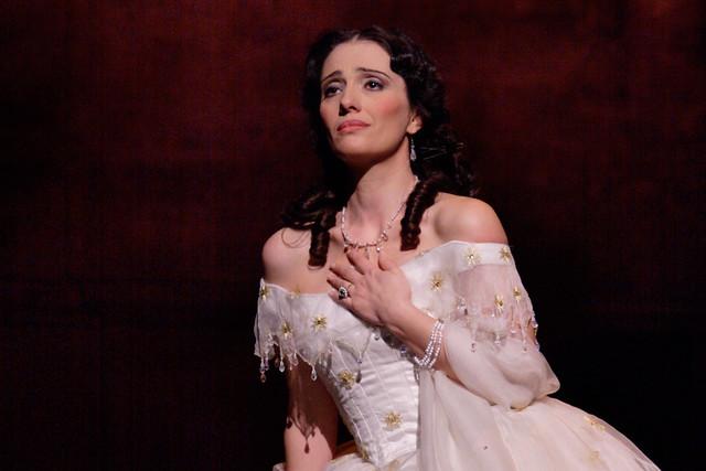 Ermonela Jaho in La traviata © ROH/Catherine Ashmore, 2011