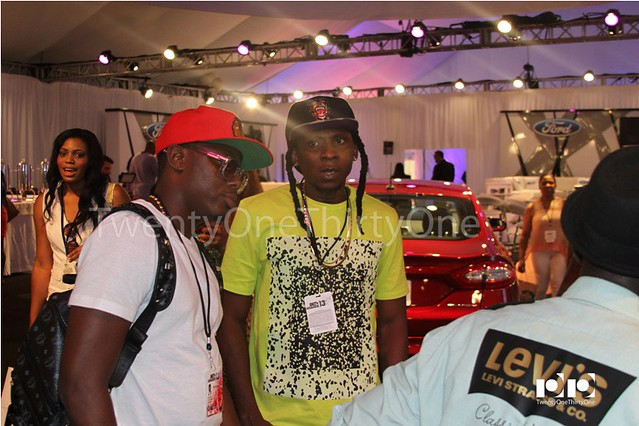 Jay Foley caught up with R2Bees and Ice Prince at BET Awards 2013 (8)