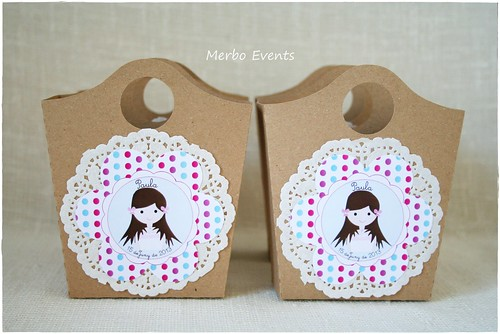 Cajitas detalles craft Merbo Events