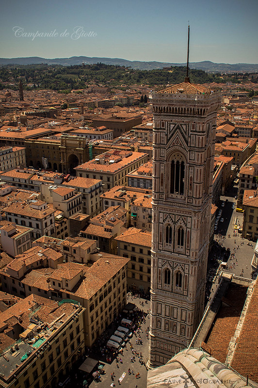 [PHOTO] Campanile de Giotto