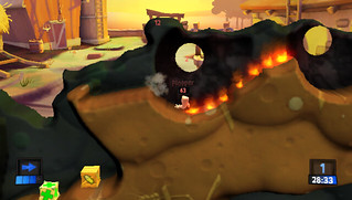 Worms Revolution Extreme