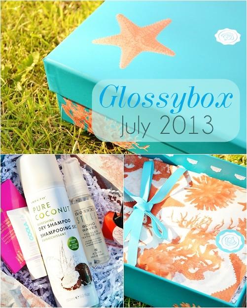 July_2013_Glossybox