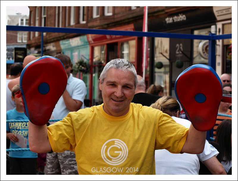 Pat Mallon Phoenix Amateur Boxing Club