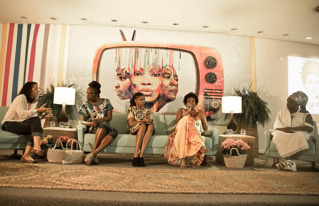 Latinidades – Festival da Mulher Afro Latino Americana e Caribenha 2013
