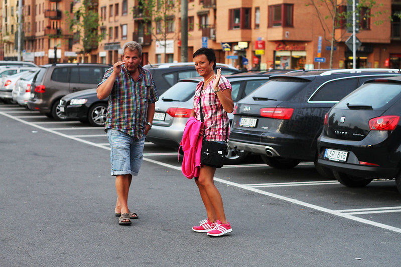 roadtrip till västkusten med mamma och pappa!