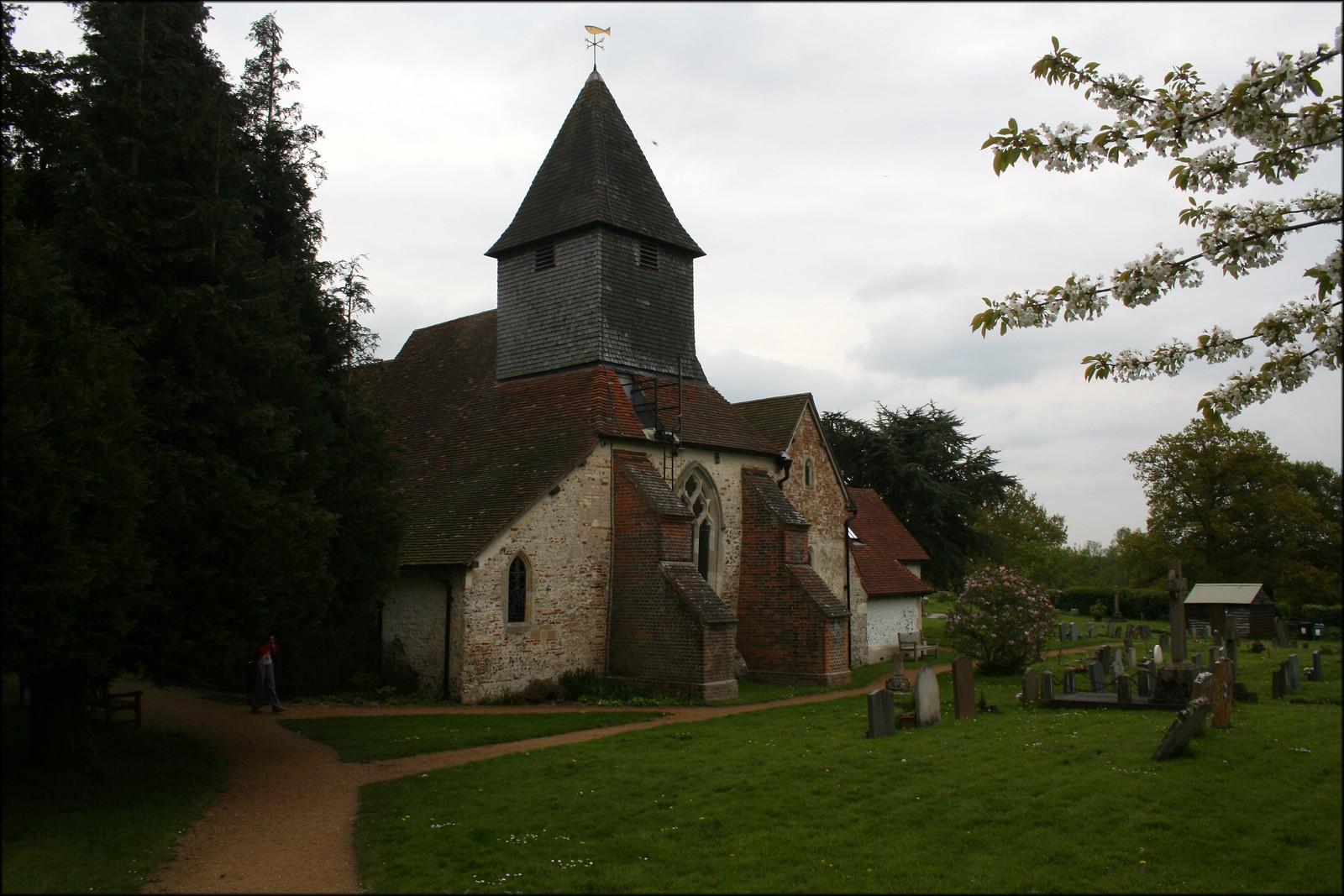 Church at Calleva Atrebatvm