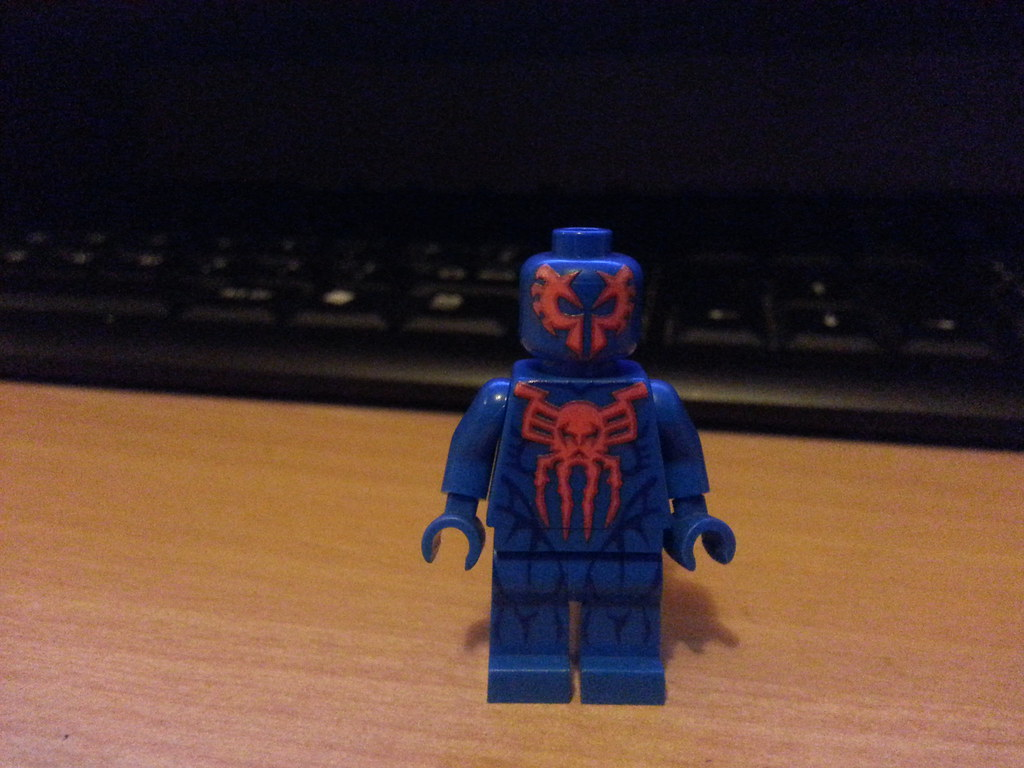 lego spiderman 2099 - photo #18