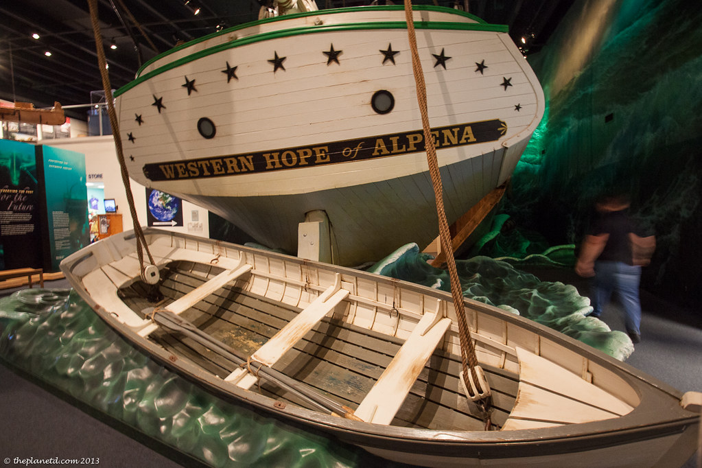 The Great Lakes Maritime Heritage Center