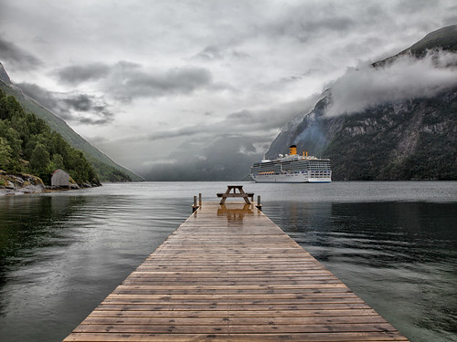 Ship from the fjords #01