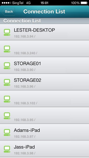 mydlink Lite iOS App