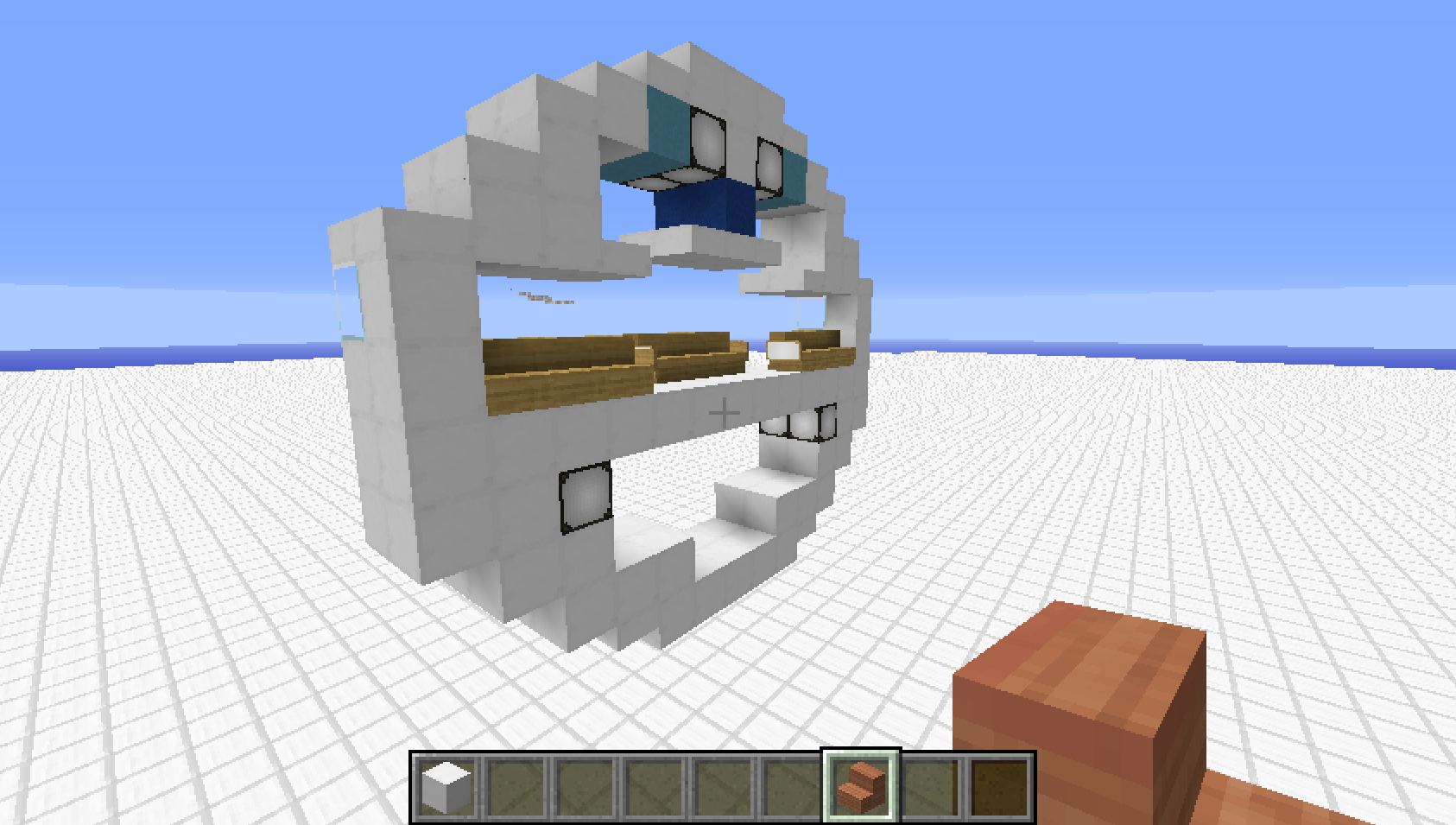 How to build a plane demo 7e7 minecraft blog for How do you make a blueprint