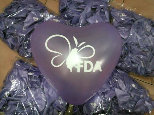 豆豆氣球, 客製化廣告印刷氣球, 珍珠愛心, FDA