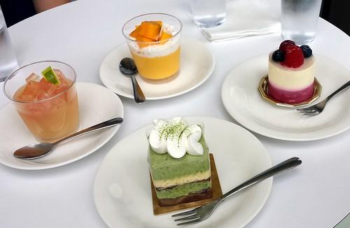 Chantilly Desserts