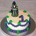 Buzz smash cake
